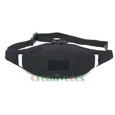 Men Waterproof Nylon Military Tactical Travel Sling Chest Fanny Pack Waist Bag