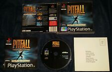 PITFALL 3D BEYOND THE JUNGLE - PlayStation 1 PS1 Gioco Game Play Station PSX