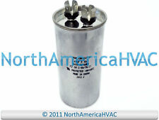NEW Motor Round Single Run Capacitor 40 uf MFD 370 440 Volt Diversitech 37400R