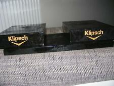 2X SPEAKER PLATFORMS,STANDS,PLINTH FOR B&W,JBL,HECO,MONITOR AUDIO,WHARFEDALE,KEF