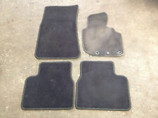 BMW E36 328i Black Carpet Mat Set M3 325 323 320 318 316 Overmats