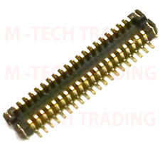 NEW FOR SAMSUNG S4 i9500 GALAXY FPC LCD PLUG CONNECTOR PART FOR  LOGIC BOARD