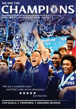 Chelsea FC: We Are the Champions - Season Review 2014/2015  (UK IMPORT)  DVD NEW