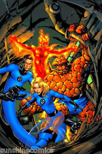 Fantastic Four #527 Poster by Mike McKone Marvel NEW SEALED