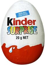 KINDER SURPRISE EGGS 36 Eggs Per Box