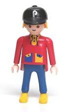 Playmobil Figure Dollhouse Teen Boy Young Man w/ Black Hat 3638