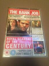The Bank Job (DVD, 2008) jason statham, region 2 uk dvd