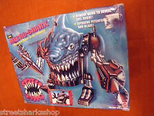 Street Sharks Mecho Shark Evil Action Figure 1995 Mattel 15030 macchina auto