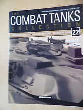 The COMBAT TANKS Collection Magazine No.22 Leopard 1 A2 Italy 1998