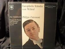 P. Tschaikowsky - Klavierkonzert Nr.1 b-moll / Entremont