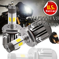 YITA- 120W 12000lm COB LED Headlight Kit H4 HB2 9003 Hi/low beams HID 6000K Bulb