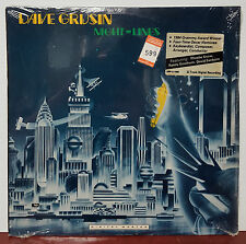 "Dave Grusin - Night-Lines 1984 GRP 12"" 33 RPM LP (NM)"