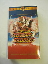 Mel Brooks' Blazing Saddles (VHS, 2001) (GS1-19)