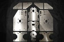 Deluxe Extra Tall Customized OX CNC Router Gantry Plates Stainless Steel