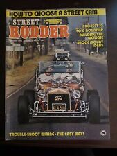 Street Rodder Magazine Trouble Shoot Wiring Street Cam February 1973 (TT)