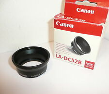 Genuine Canon LA-DC52B Conversion Lens Adapter For PowerShot A30 & A40