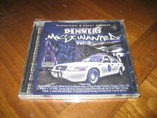 Denvers Most Wanted Vol. 3 Rap CD - Playalitical DANK 1 Skor Dawg Tech N9ne