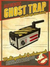 Ghostbusters Ghost Stunt Trap With Holster