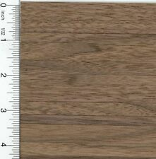 Dollhouse Miniature Dark Wood Flooring (Mixed Width)