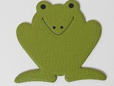 """HERMES PikaBook """"Frog"""" in Anis Green Bookmark Charm Authentic"""