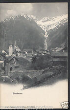 Switzerland Postcard - View of Goschenen  RS875