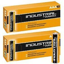 20 PILE DURACELL INDUSTRIAL AAA; LR3; LR3T/4B; MN2400 BATTERIE