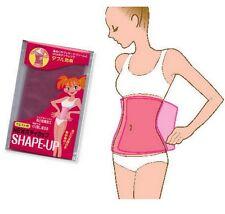 FD144 Sauna Firm Slimming Belt Waist Wrap Shaper Burn Fat Loose Weight Belly