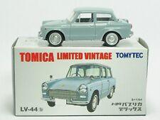 TOMYTEC TOMICA TOMY LIMITED VINTAGE LV-44b TOYOTA PUNLICA DX 1 : 64