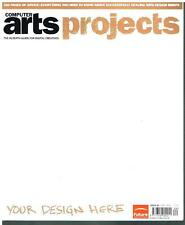 COMPUTER ARTS PROJECTS MAGAZINE - April 2006 'BRIEF ENCOUNTERS'