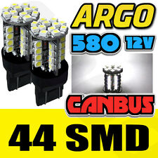BMW 1 SERIES F20 F21 T20 580 SMD LED 7440 DRL BULB ERROR FREE PURE XENON WHITE
