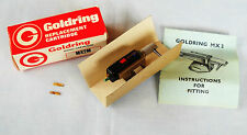 GOLDRING MX2 M TURNOVER CARTRIDGE WITH MOUNT-NOS IN BOX-MONO-33 / 78-VINTAGE
