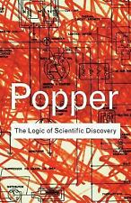 Routledge Classics: The Logic of Scientific Discovery by Karl R. Popper...