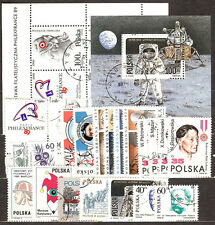 Poland 1989 subscription 3rd quarter Fi 3056-3075 CTO