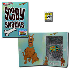 Hot Wheels Scooby Doo Scooby Snacks Mystery Machine - 2012 SDCC Exclusive-Mattel