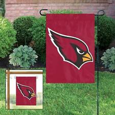 Arizona Cardinals Applique and Embroidered Mini Garden/Window Flag