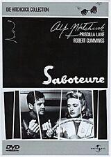 Saboteure ( Krimi Klassiker ) von Alfred Hitchcock mit Robert Cummings, Otto Kru