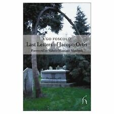 Last Letters of Jacopo Ortis and of Tombs-ExLibrary