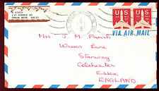 USA 1970's Commercial Airmail Cover To UK #C33699