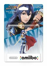 NEW Lucina Amiibo Figure Nintendo Super Smash Rare in Hand