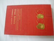 STANLEY GIBBONS GREAT BRITAIN SPECIALISED CATALOGUE KING EDWARD VII-GEORGE VI