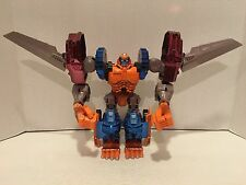 OPTIMAL OPTIMUS PRIME Transformers Beast Wars Transmetal Action 1997 Hasbro