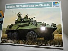 TRUMPETER 1/35th SCALE CANADIAN AVGP COUGAR IMPROVED VERSION  ( # 01504 )