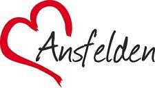 Auto Aufkleber ANSFELDEN Sticker Stadt Österreich ca.9x16cm konturgeschnitten