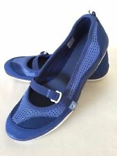 NEW Sperry Top-Sider Women's Mary Jane Mesh Shoe, Blue, Size 11 B