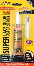 BMB STRONG SUPER Lace wig GLUE BMB CRAZY HOLD tube **LARGE SIZE 30ml**