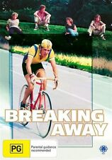 Breaking Away NEW R4 DVD