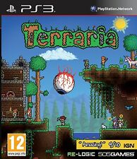 TERRARIA - PLAYSTATION PS3 - NEW - FAST DISPATCH!!!!