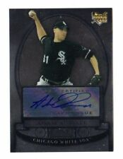 ADAM RUSSELL MLB 2008 BOWMAN STERLING AUTO RC (CHICAGO WHITE SOX,PADRES,RAYS)