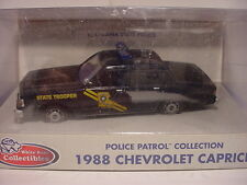 Louisiana State Police Trooper 1988 Chevy Caprice White Rose