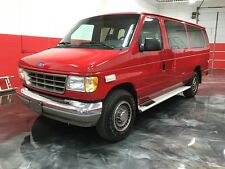 Ford: E-Series Van XL